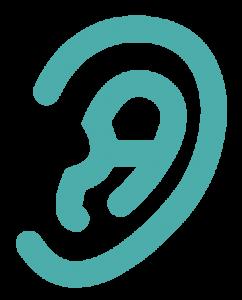 Estimulación del lenguaje y habla en sordera o hipoacusia